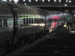Albany-Renssalear station